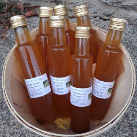 vinaigre de miel de montagne