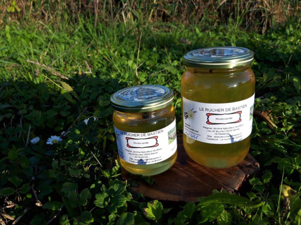 miel-de rhododendron-et-vanille- madagascar