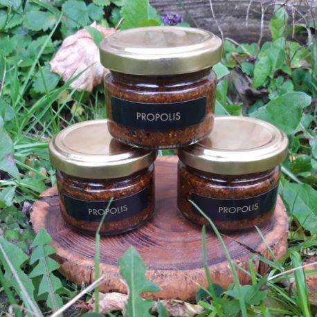 Propolis pâte-abeille-apithérapie