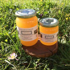 Miel des pyrénées-miel de tilleul